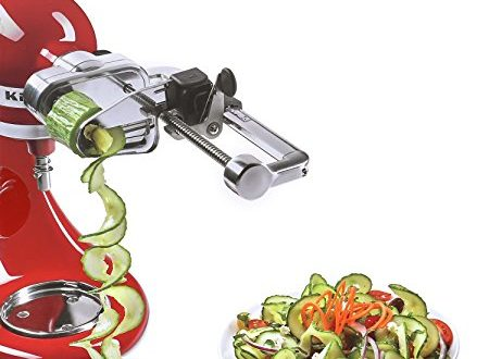 Idee regalo Accessorio KitchenAid per fare spirali, tagliare e ...