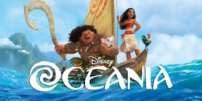 Idee regalo oceania cartone animato disney in dvd blu ray